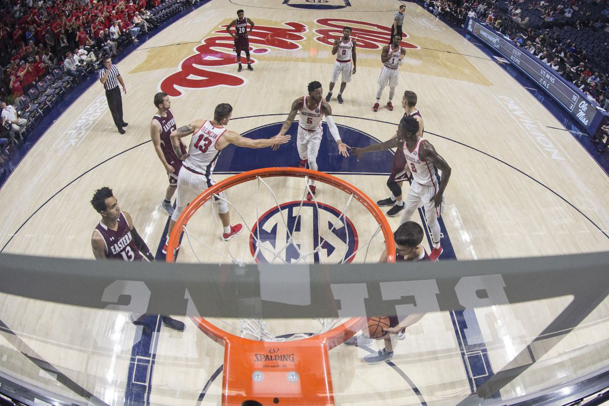Ole Miss takes on Georgia State in basketball to kick off the weekend