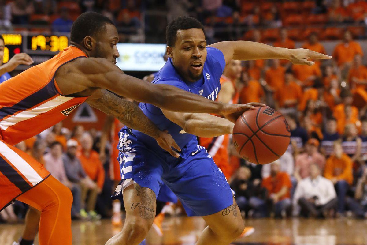 Kentucky Wildcats Vs Auburn Tigers Start Time Tv Info