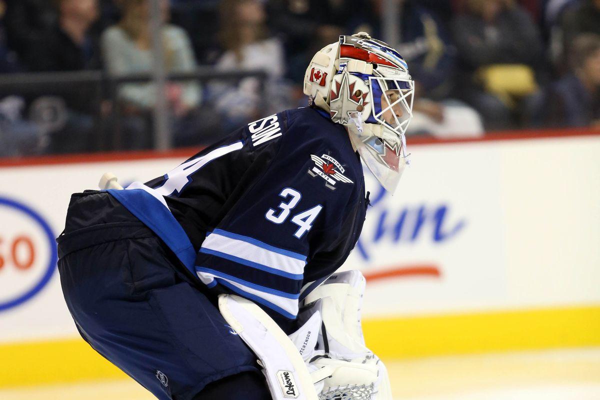 Prospect Snap Shot Who Is Michael Hutchinson Arctic Ice Hockey