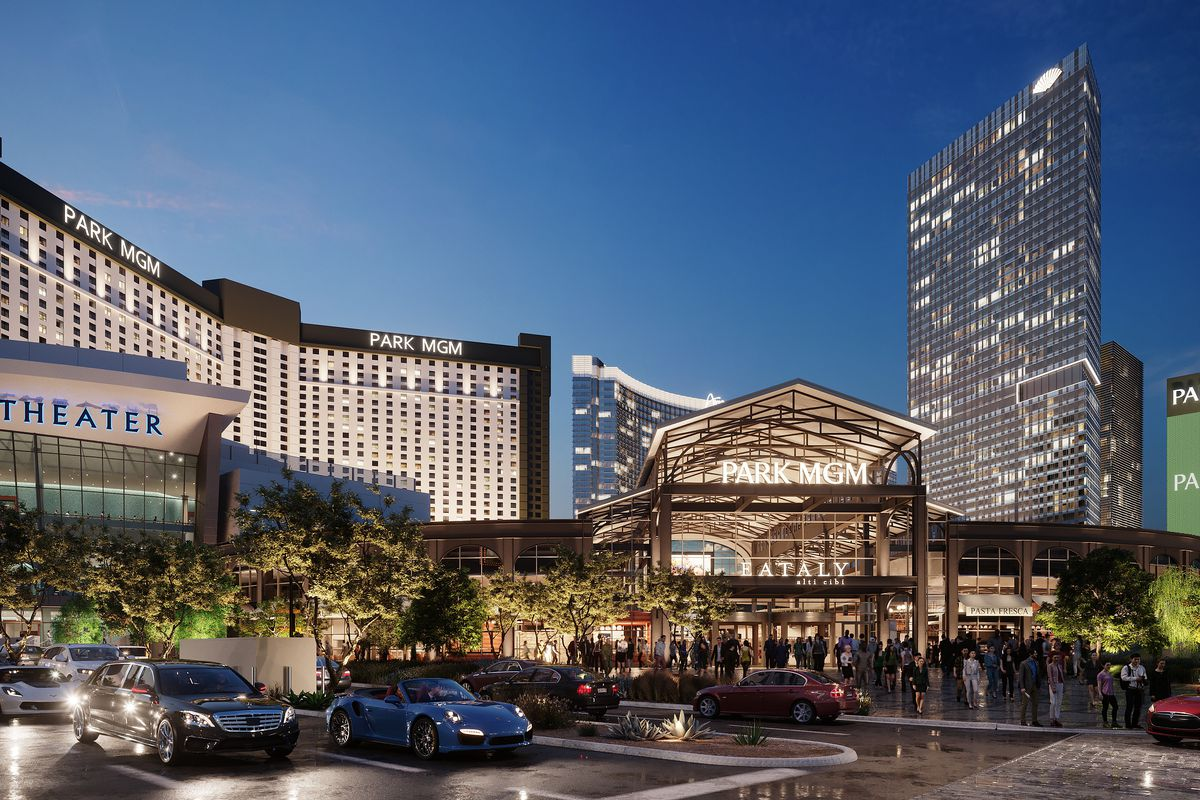 Park Mgm And Nomad Roy Choi Opening Fall 2019 Las Vegas