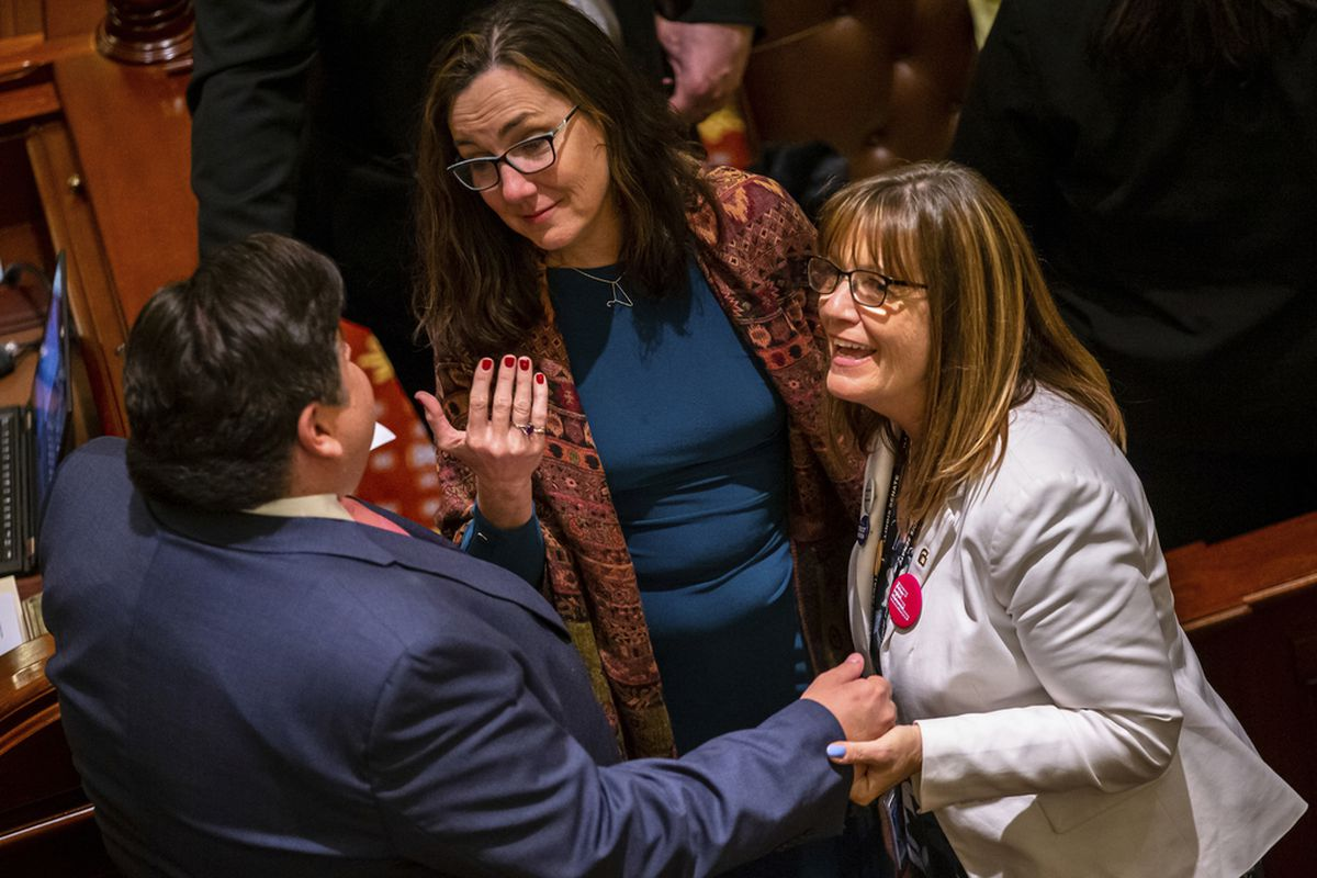 State Rep. Kelly Cassidy — 'in the game' to win