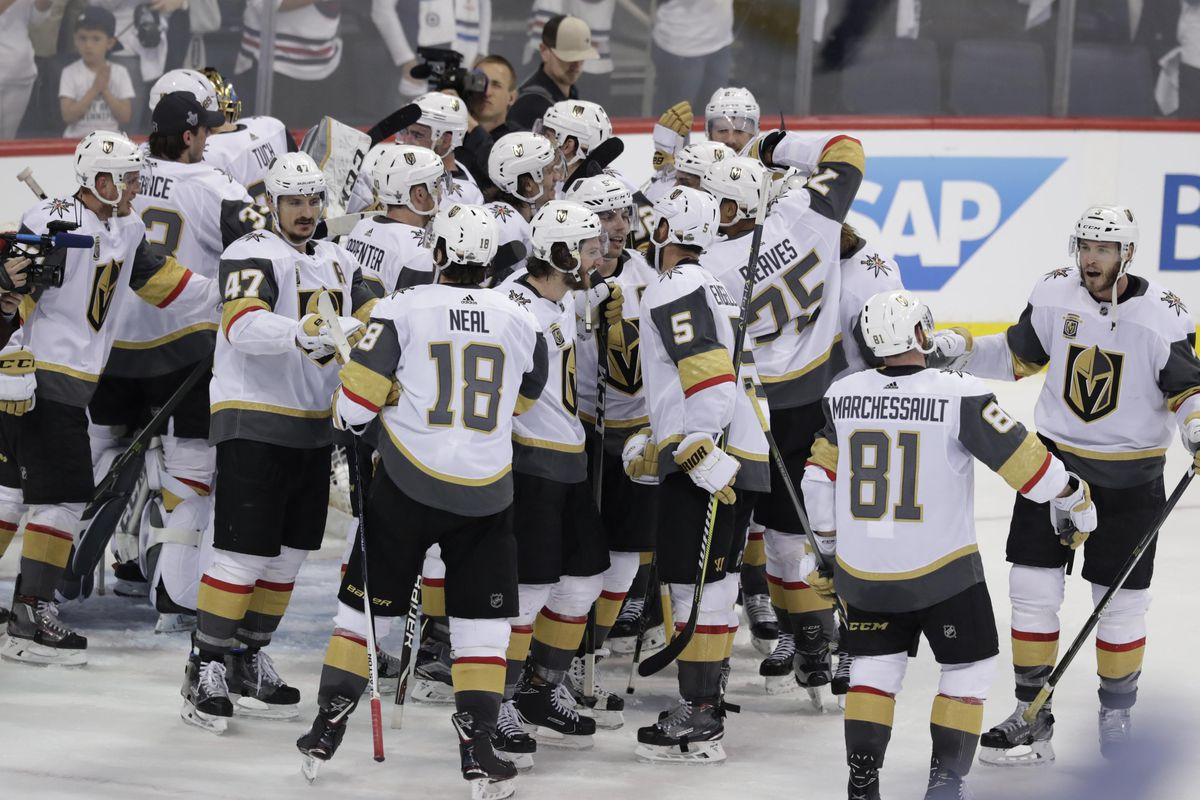 check out ad791 c6b37 Stanley Cup Final: How Golden Knights got here in 1 year ...