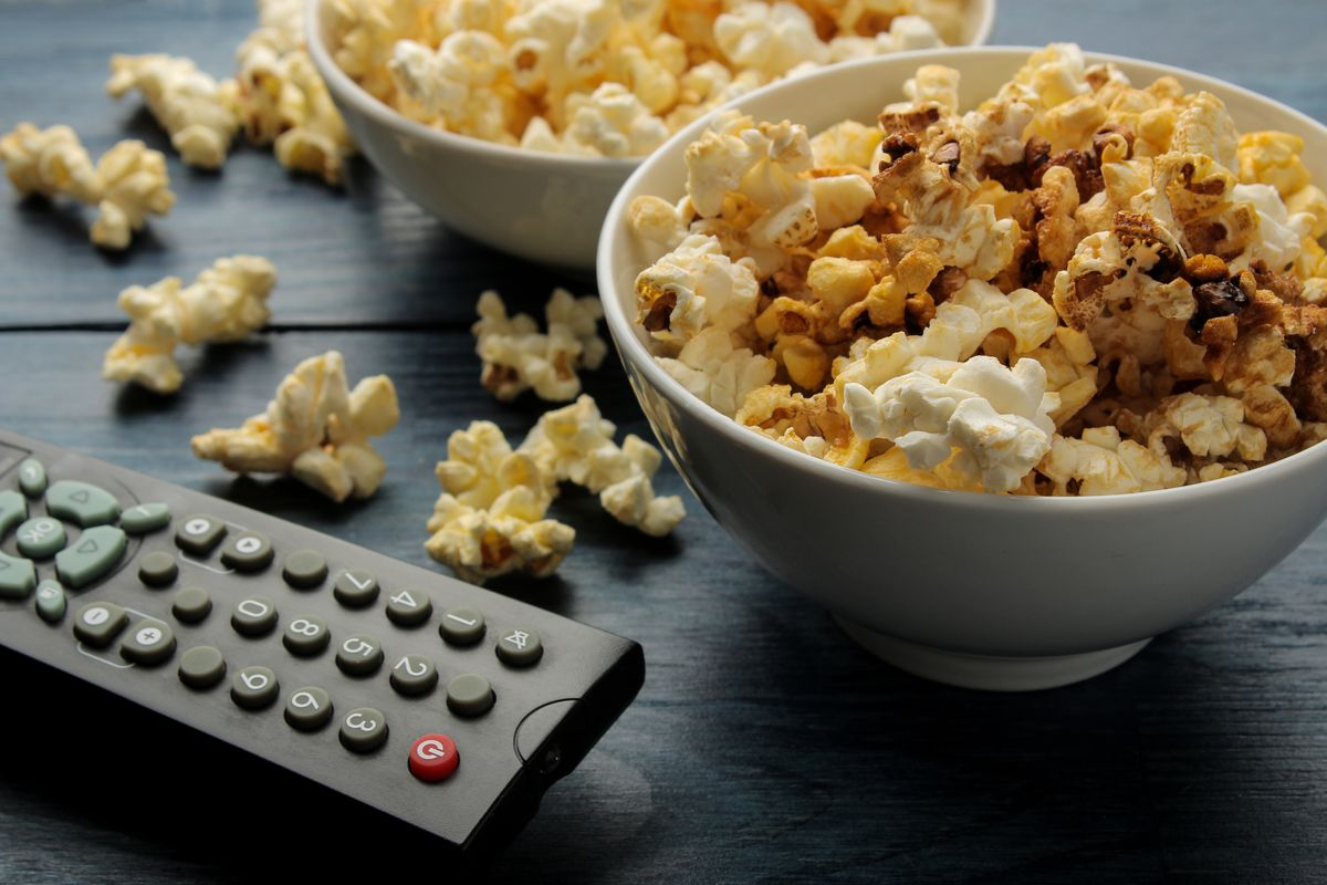 Thinking about pairing a bowl of popcorn with your favorite binge-watching? You can easily up the ante when it comes to toppings, taking the popcorn to a whole new realm of flavor.