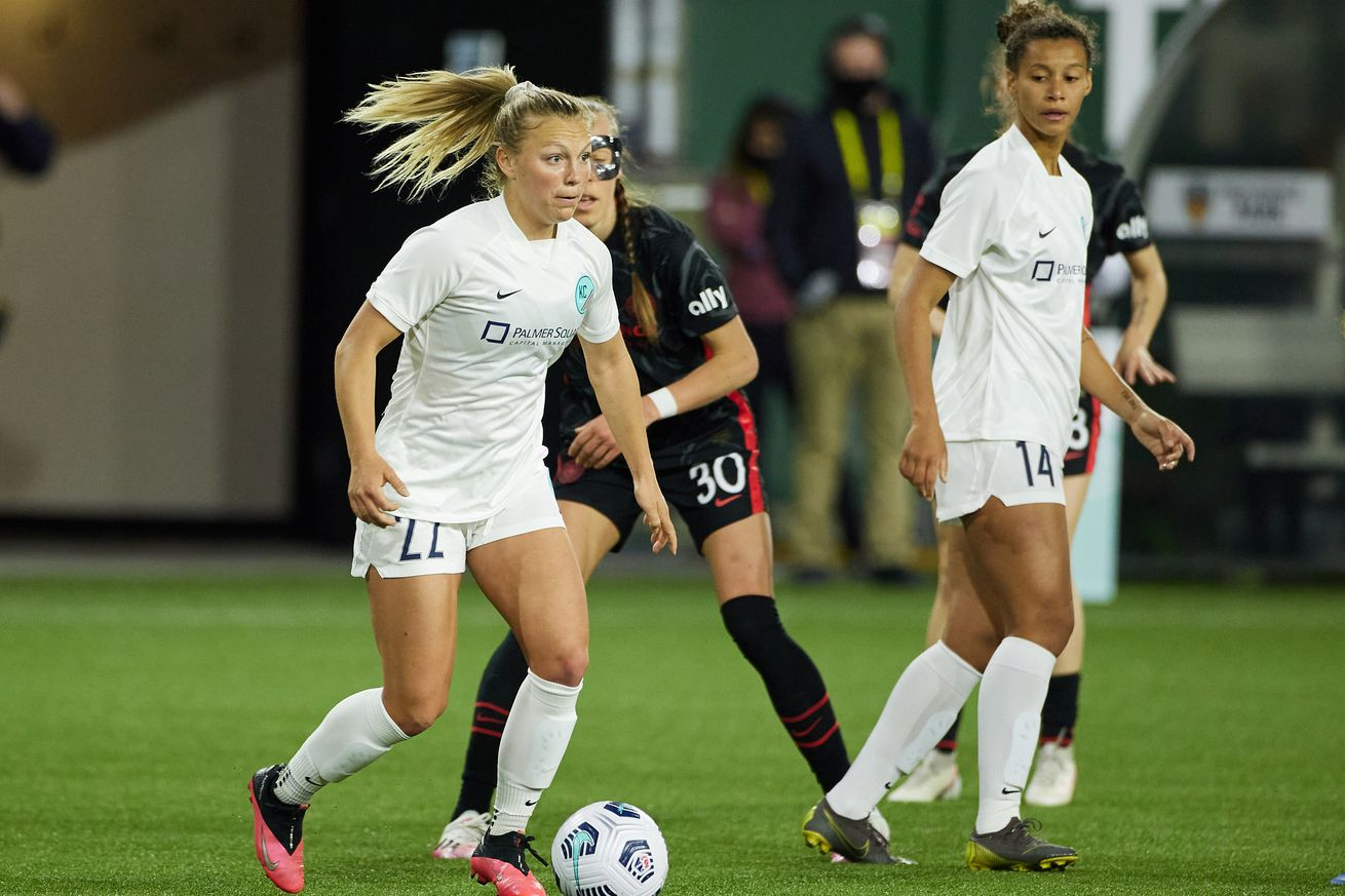 Kansas City v Portland Thorns FC
