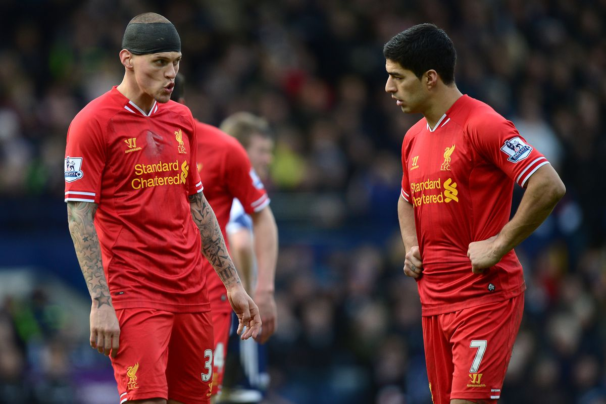 """""""So, I call this look, 'Blue Steel.' I feel like the head sock brings out my cheekbones- what do you reckon Luis?"""""""