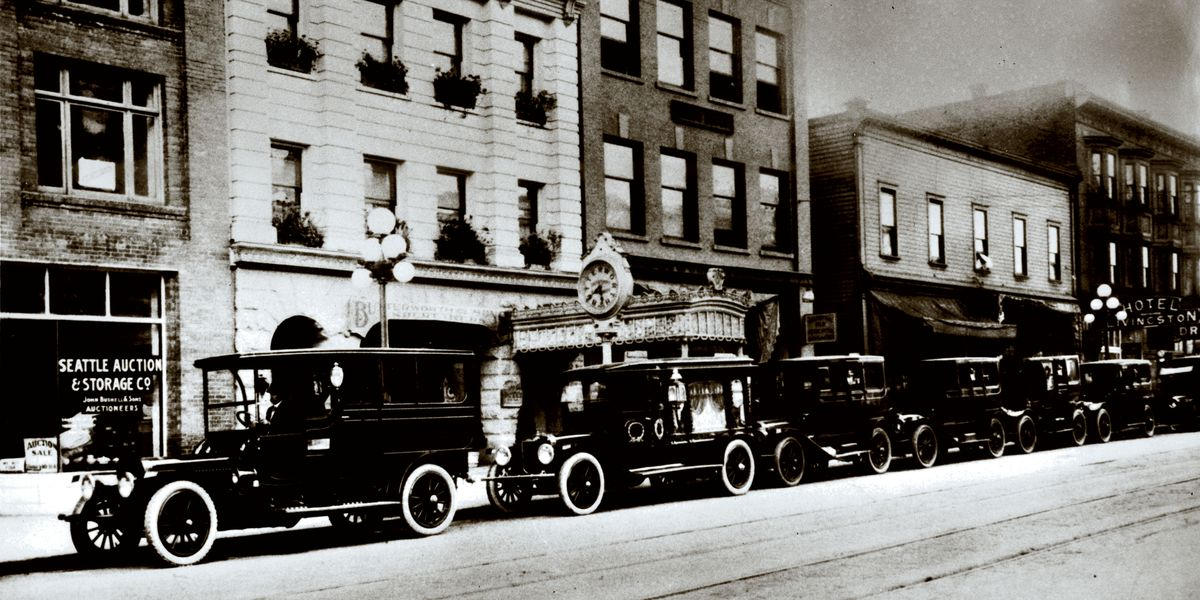 Seattle S Most Haunted Places Curbed Seattle