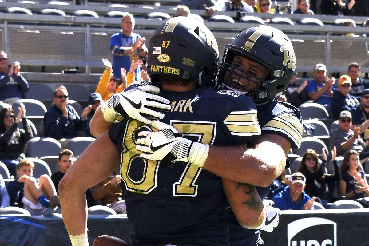 NCAA Football: Rice at Pittsburgh