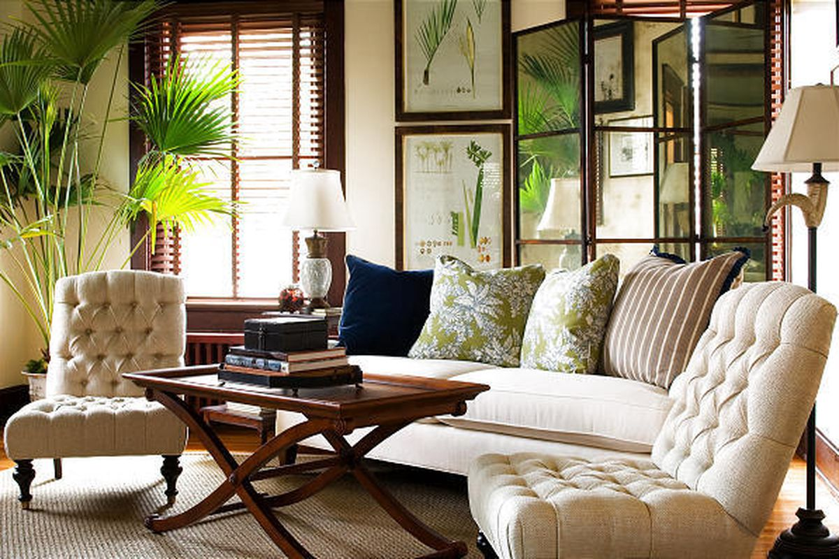 Natural-fiber rugs look perfect in just about any room, whether it be traditional or modern.