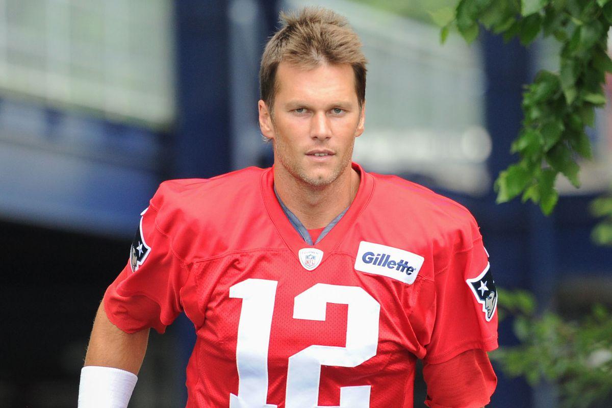 Patriots training camp: Day eight recap; Tom Brady gets his ...