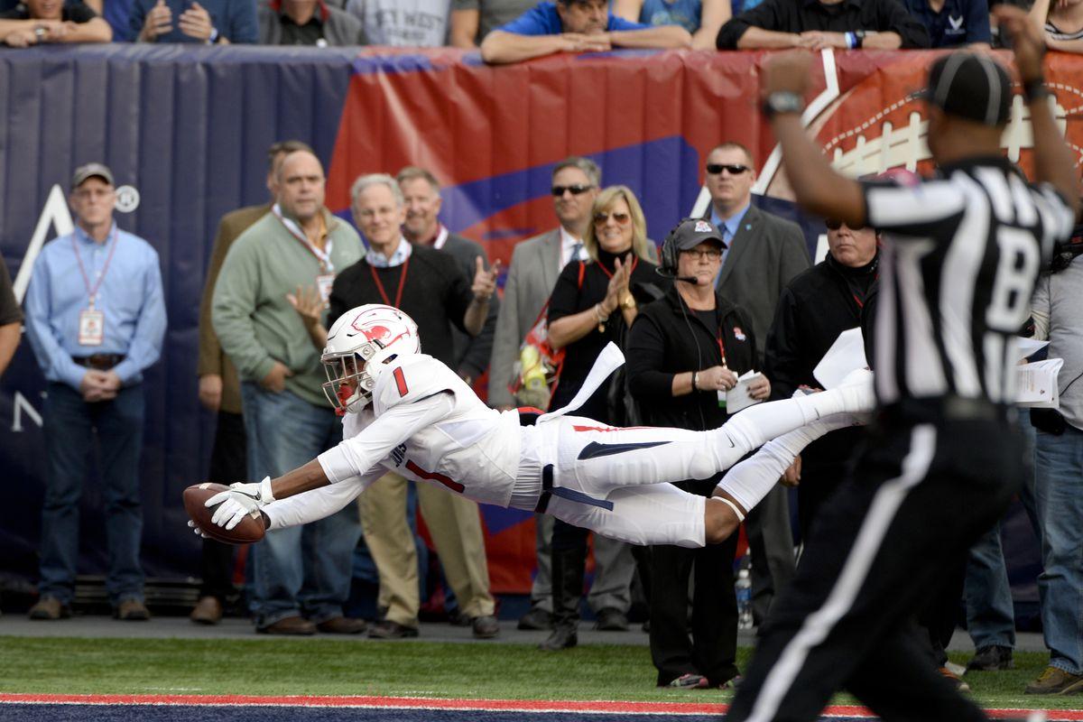 NCAA Football: Arizona Bowl-South Alabama vs Air Force