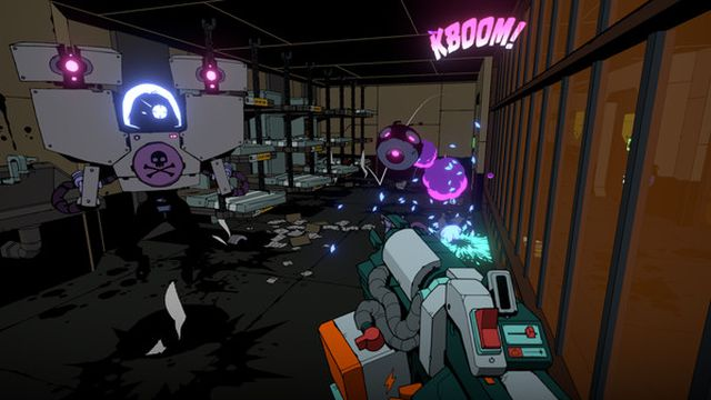 Sci-fi heist adventure Void Bastards launches at the end of May