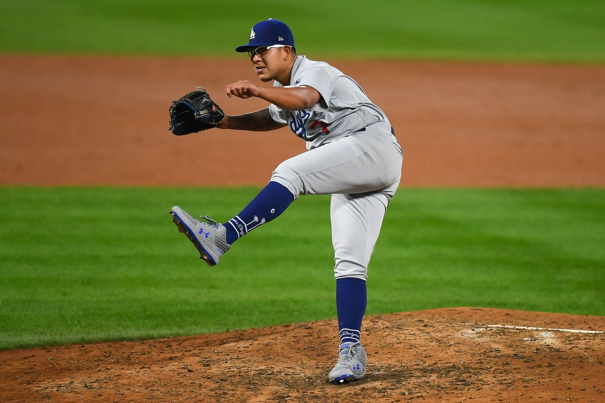 MLB: SEP 17 Dodgers at Rockies