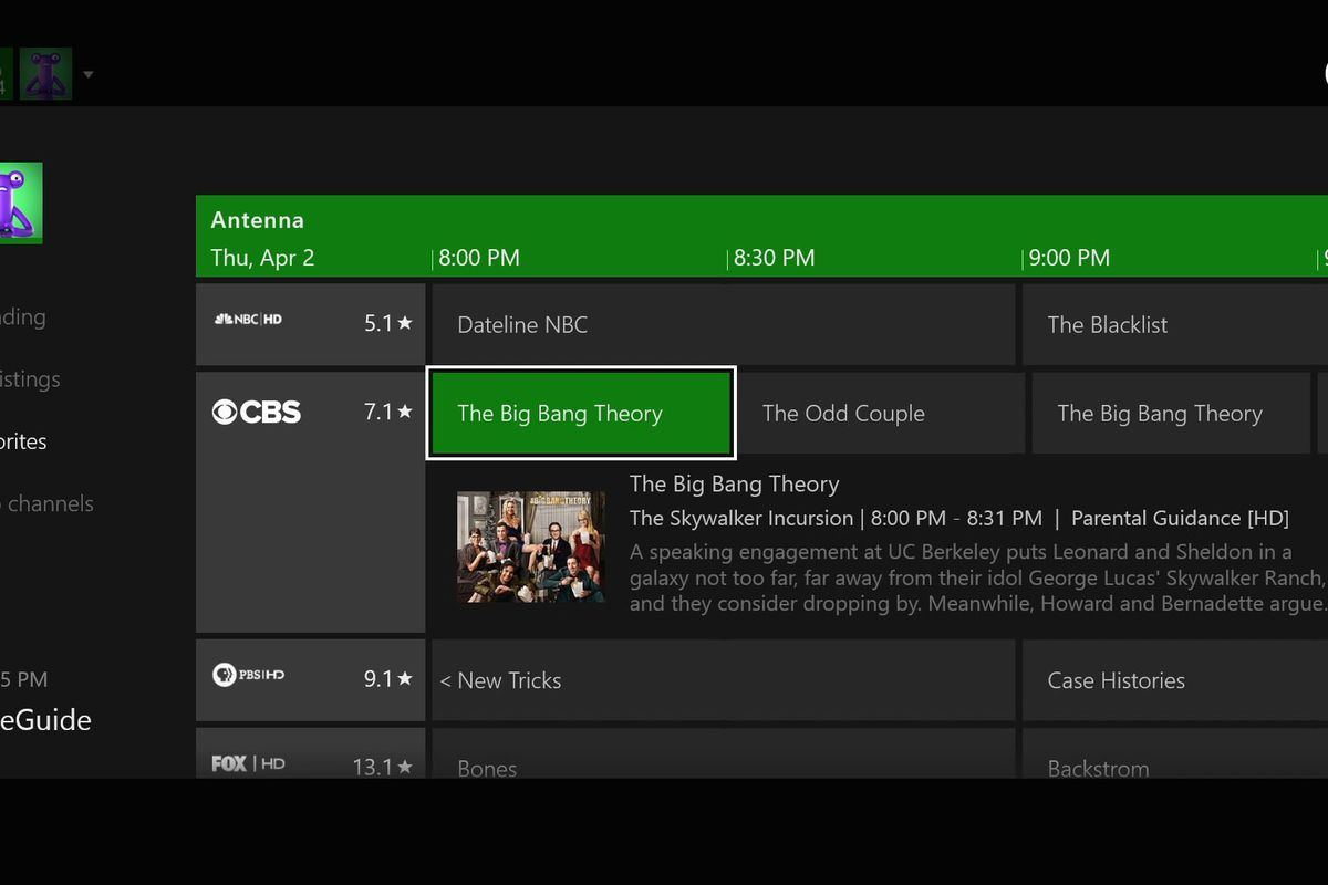 Want To Watch Live Tv Over The Air On Xbox One Microsoft Obliges