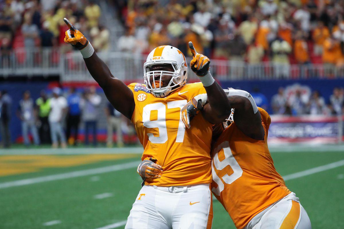 NCAA Football: Tennessee at Georgia Tech