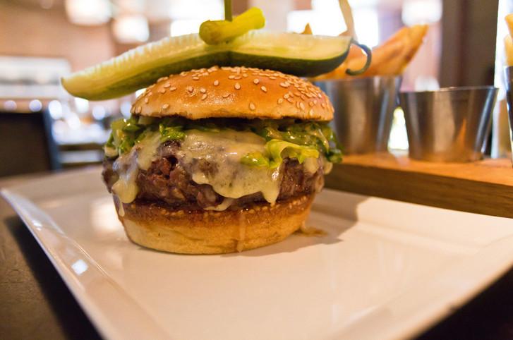Facebook/Bourbon Steak
