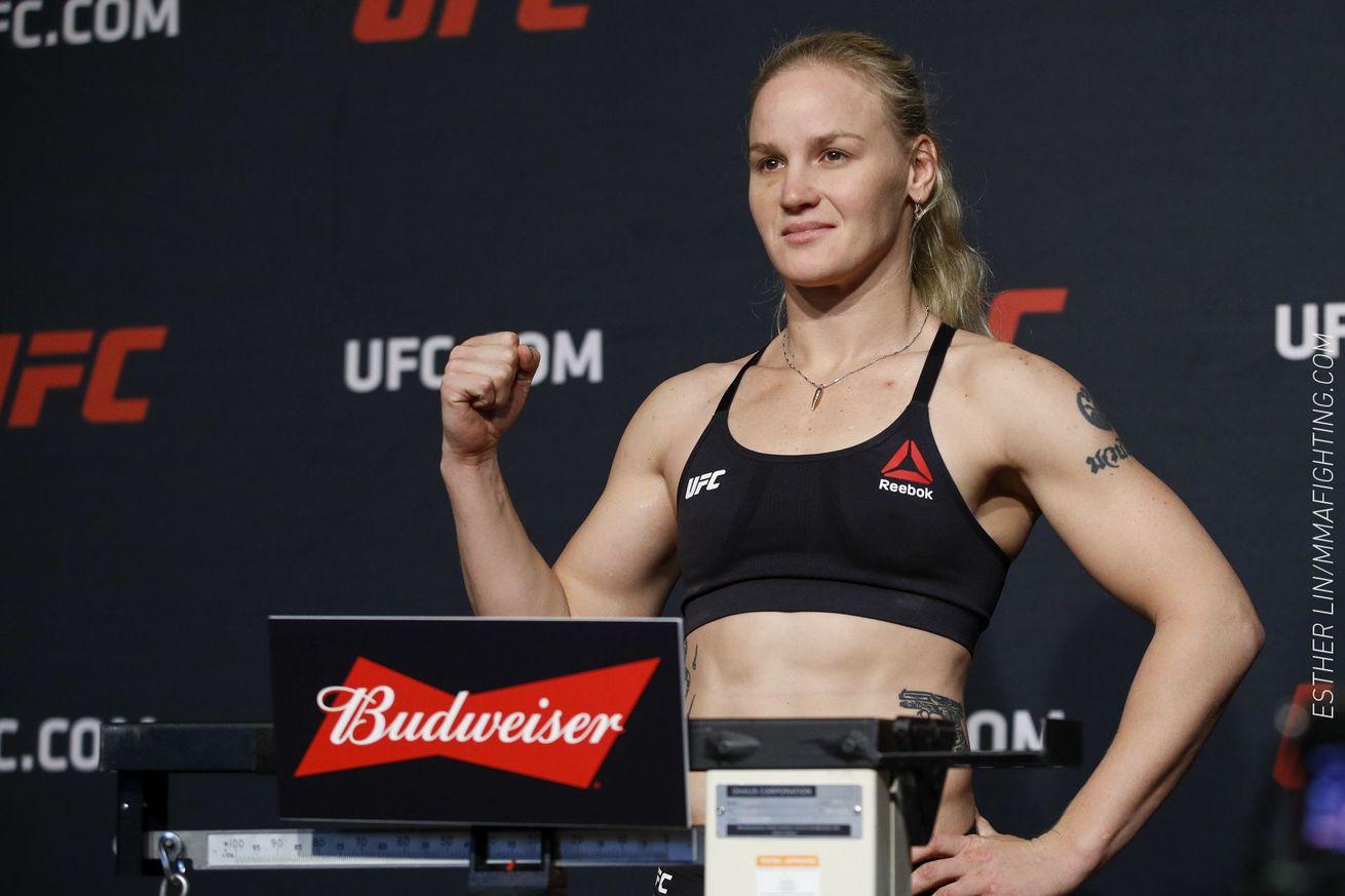 community news, Valentina Shevchenko releases statement after UFC 213 title fight cancellation