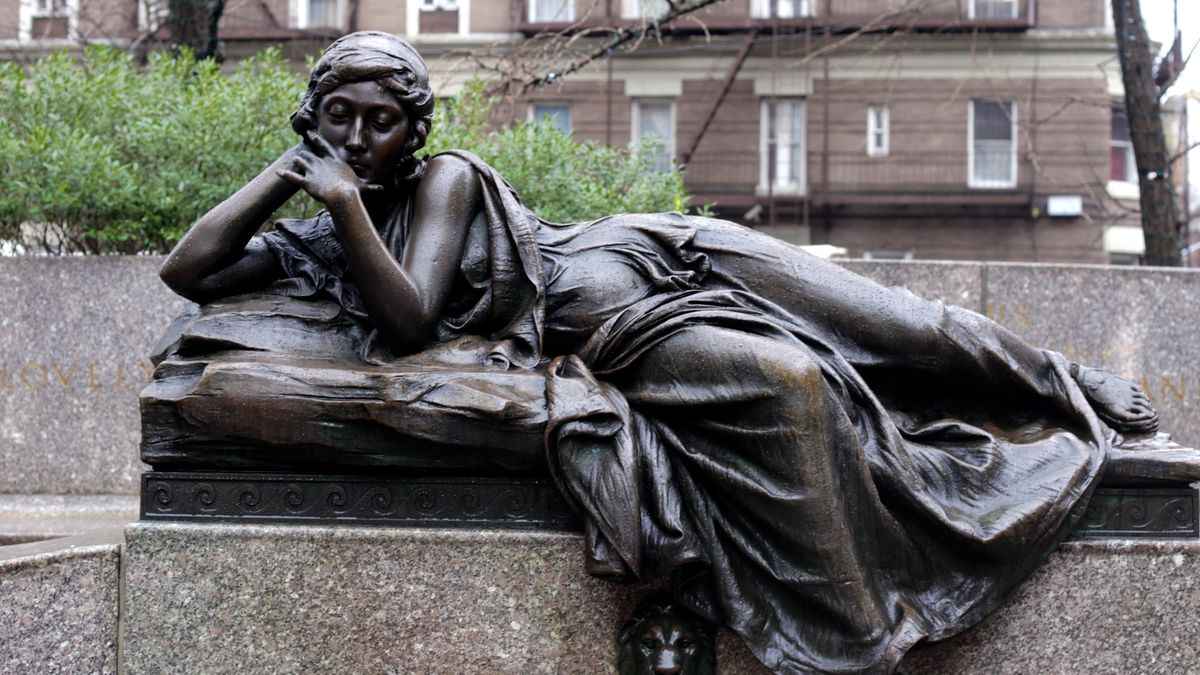 The Isidor and Ida Straus Memorial