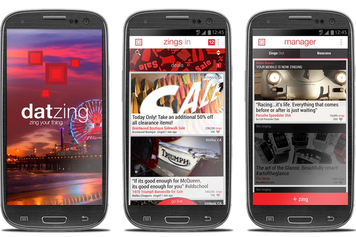 Datzing for Android