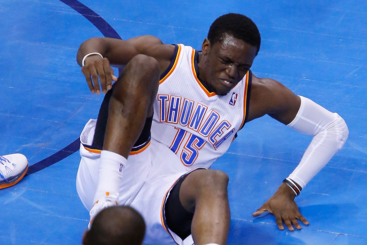 Reggie Jackson won't let injuries stop him from producing for your Fantasy team...