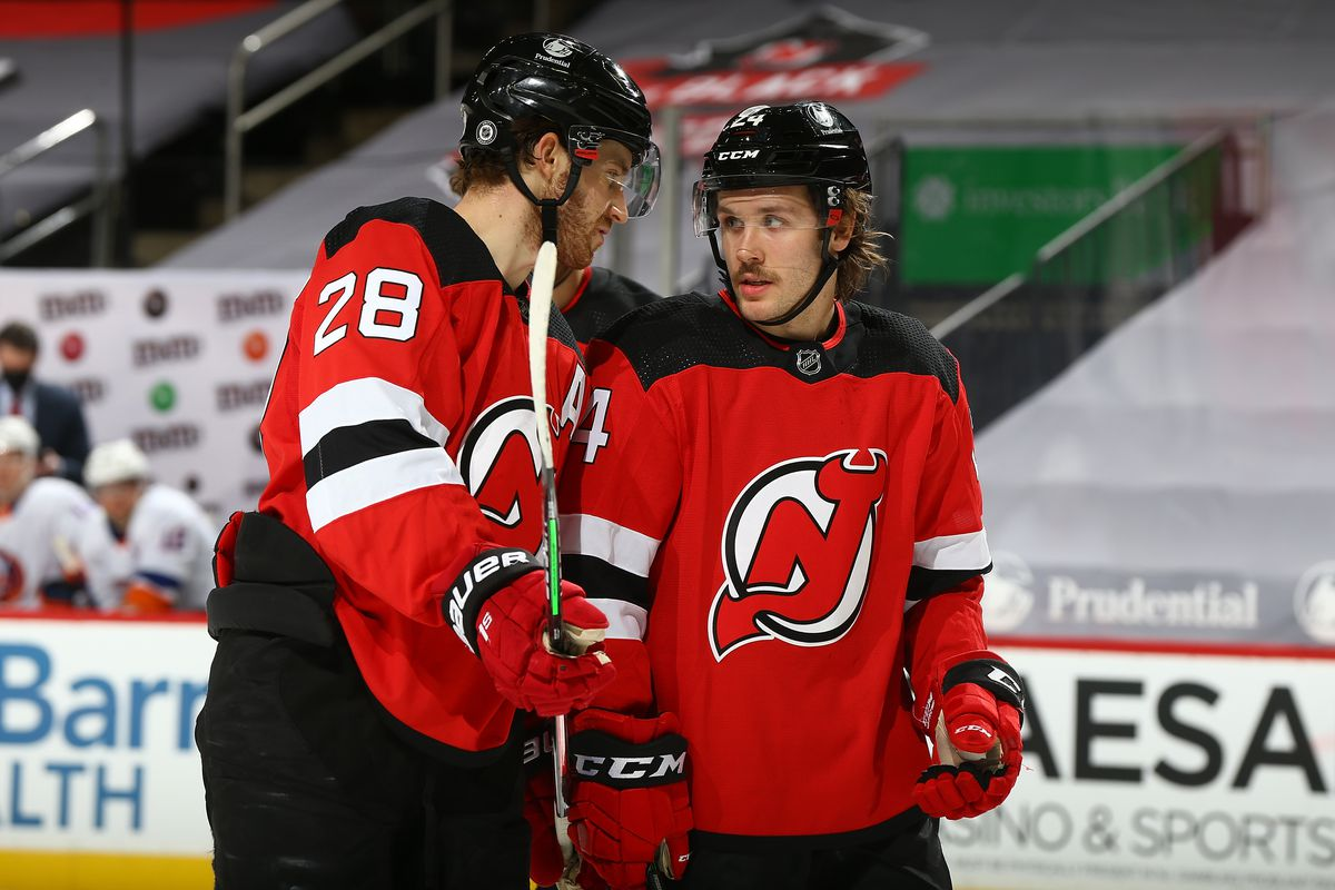 New Jersey Devils Free Agent Game Plan: Defense - All About The Jersey