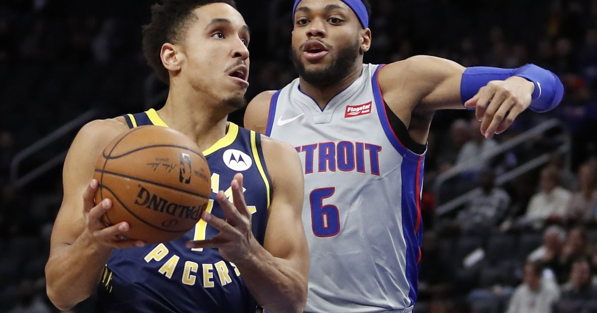 Pistons vs. Pacers final score: Pistons overcome 3rd quarter collapse, beat Pacers 108-101 - Detroit Bad Boys
