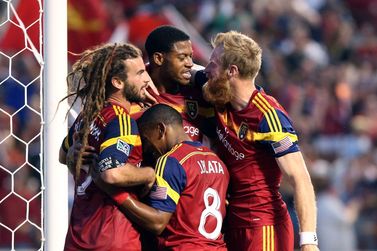 SOCCER: AUG 09 MLS - DC United at Real Salt Lake