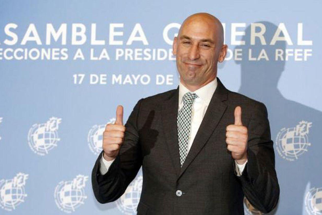 Real Madrid release statement on new Spanish Football Federation president Luis Rubiales