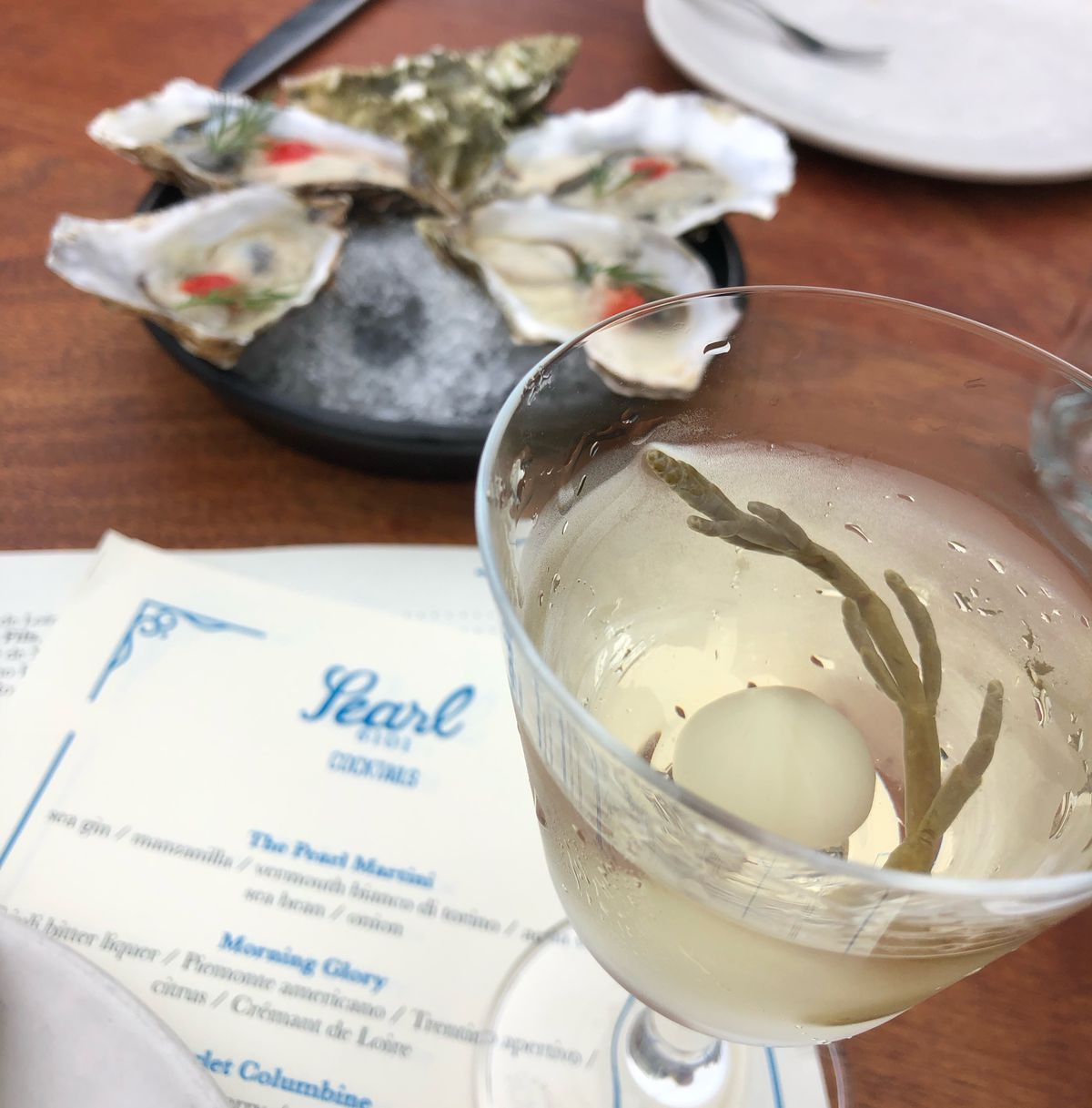 Martini from Pearl