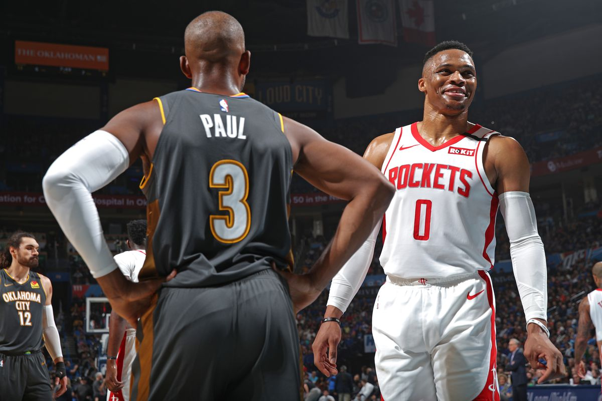 Houston Rockets vs. Oklahoma City Thunder game preview ...