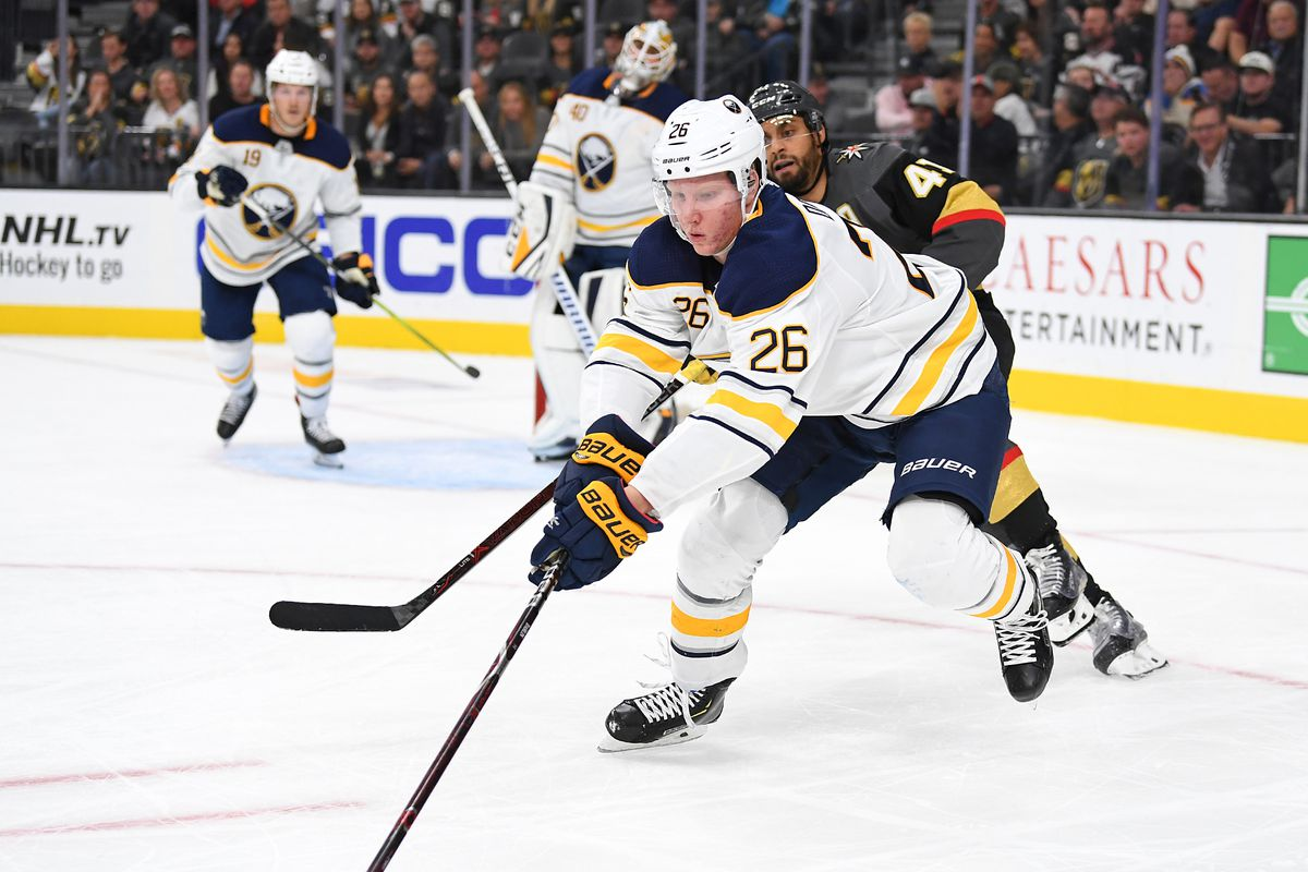 Buffalo Sabres Lack of Consistency is Alarming - Die By The Blade 809ff1c97