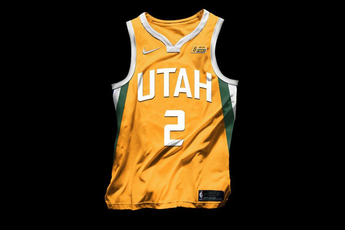 promo code c744a 4465d Report: No purple Utah Jazz jersey next year - SLC Dunk