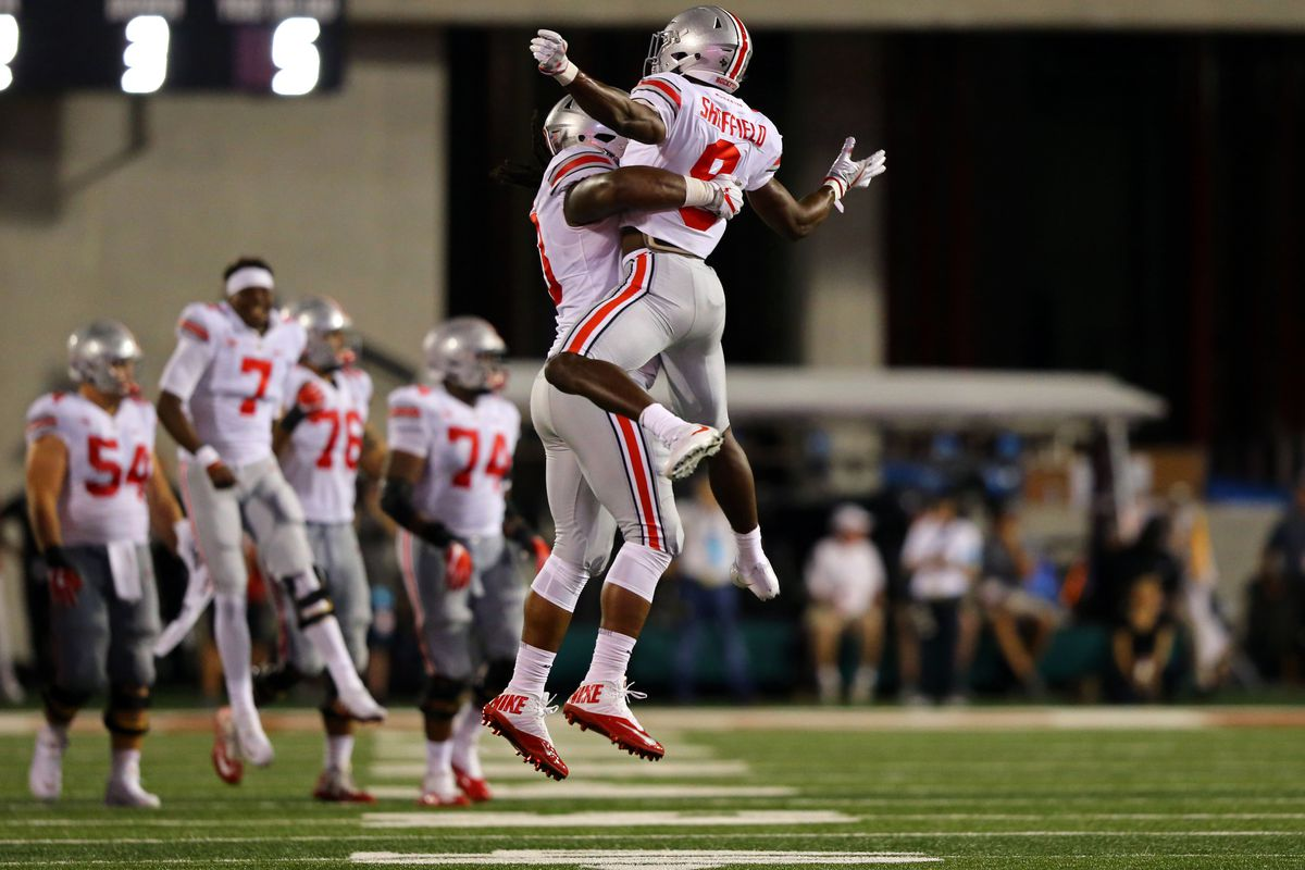 meet 21df8 f6b9d Kendall Sheffield is the fastest player in college football ...