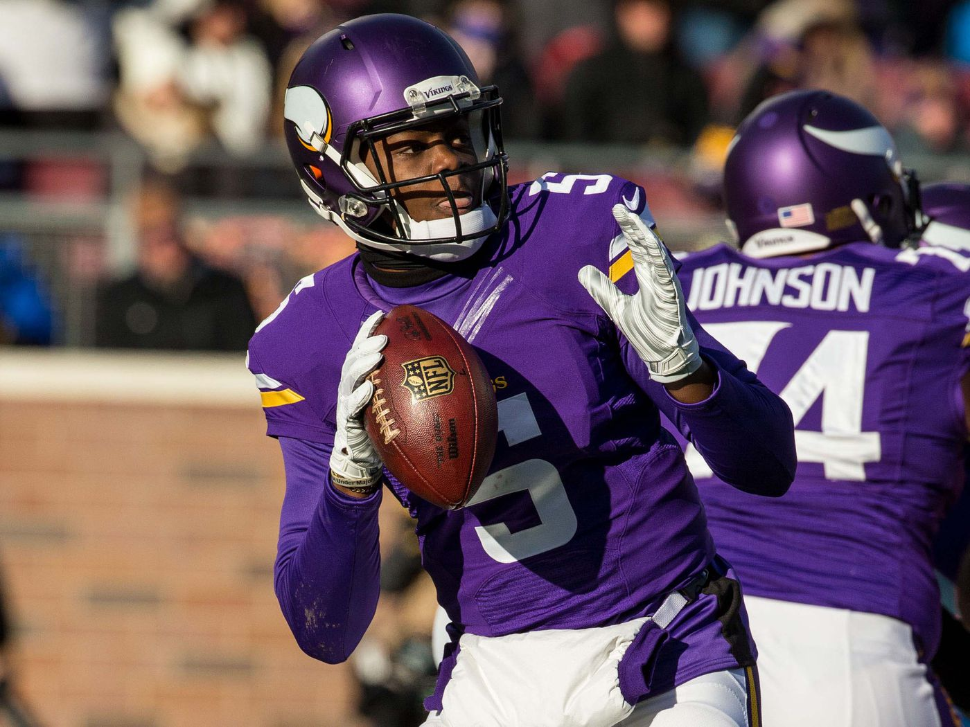 The Bengals should have drafted Teddy Bridgewater