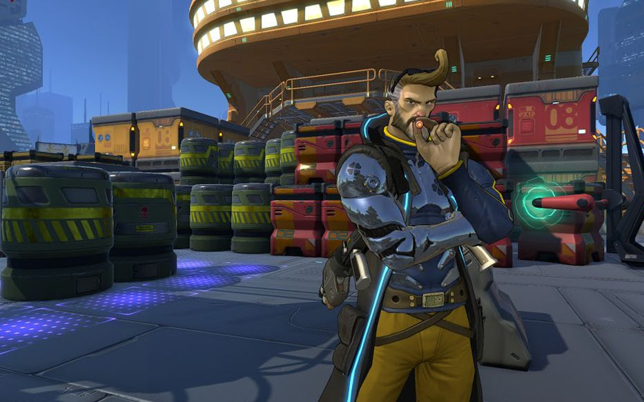 Atlas Reactor: How an MMO studio set out to create the next great