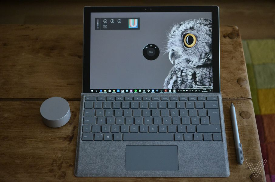 A closer look at Microsoft's crazy Surface Dial puck - The ...