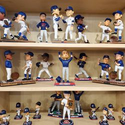 Cubs bobbleheads