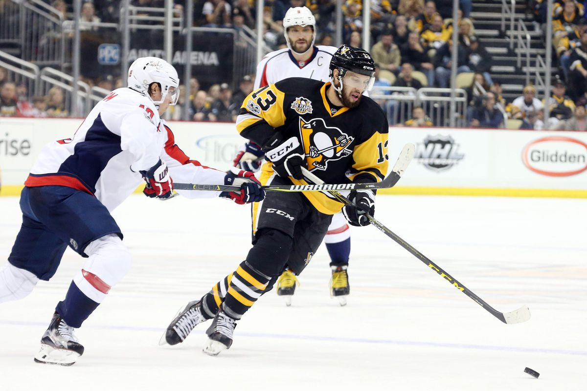 Penguins vs. Capitals  What can 2016 teach us  - PensBurgh d6cd61765bd