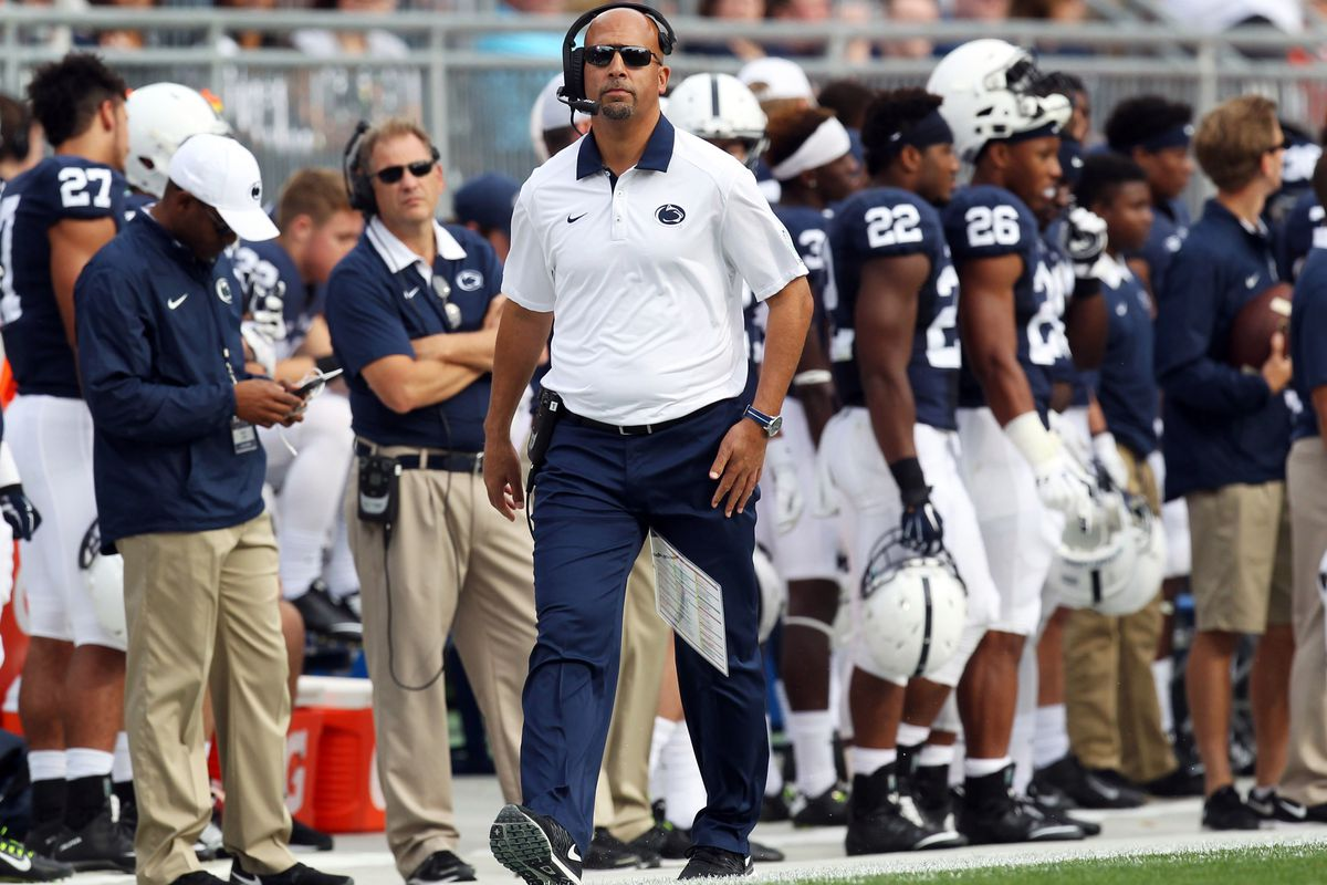 College football, week 6: Indiana-Penn State TV channel ...