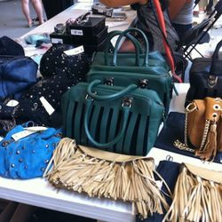 Bags by Rika, Versus and Borba Margo