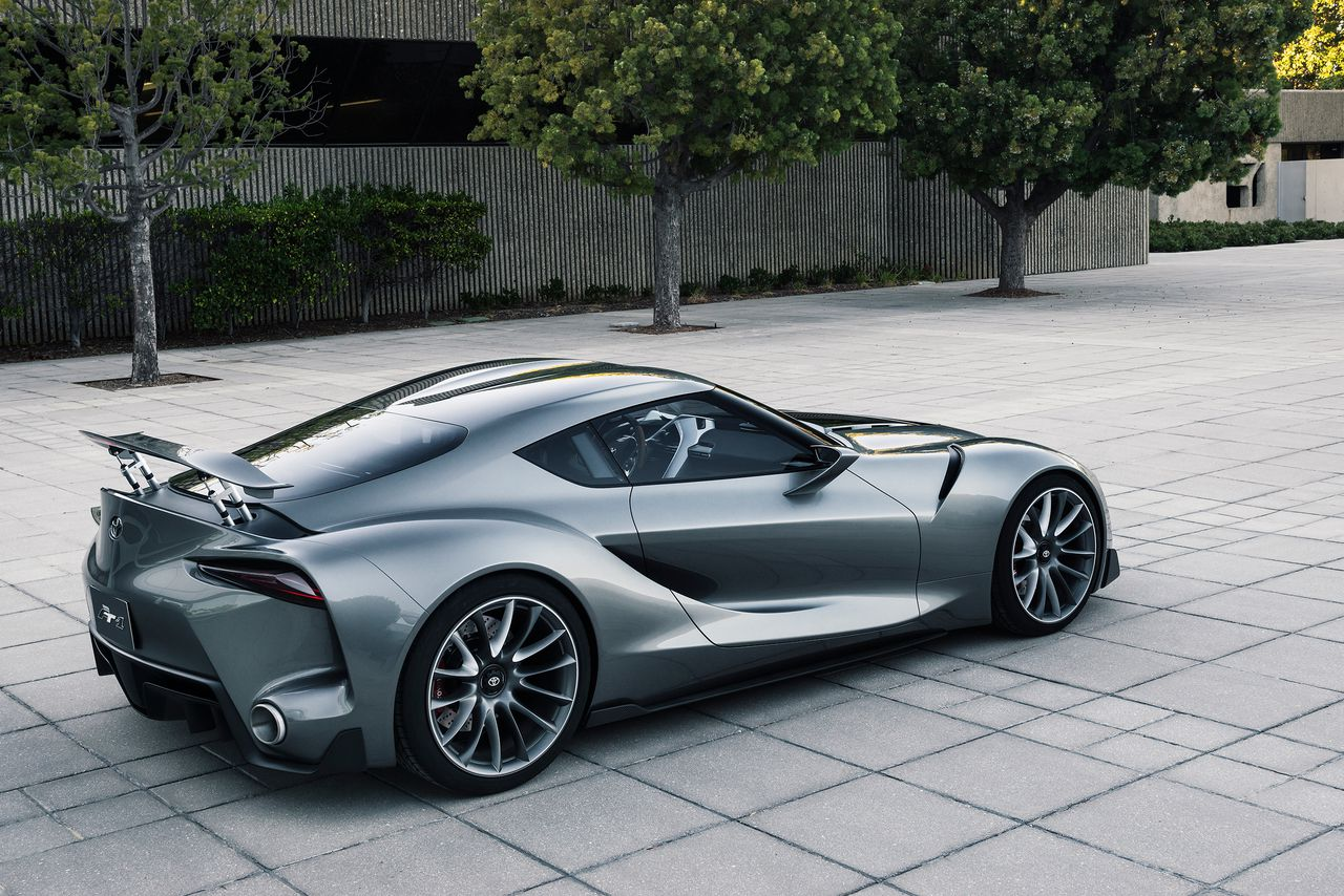 Toyota makes another beautiful 'Gran Turismo' supercar | The Verge