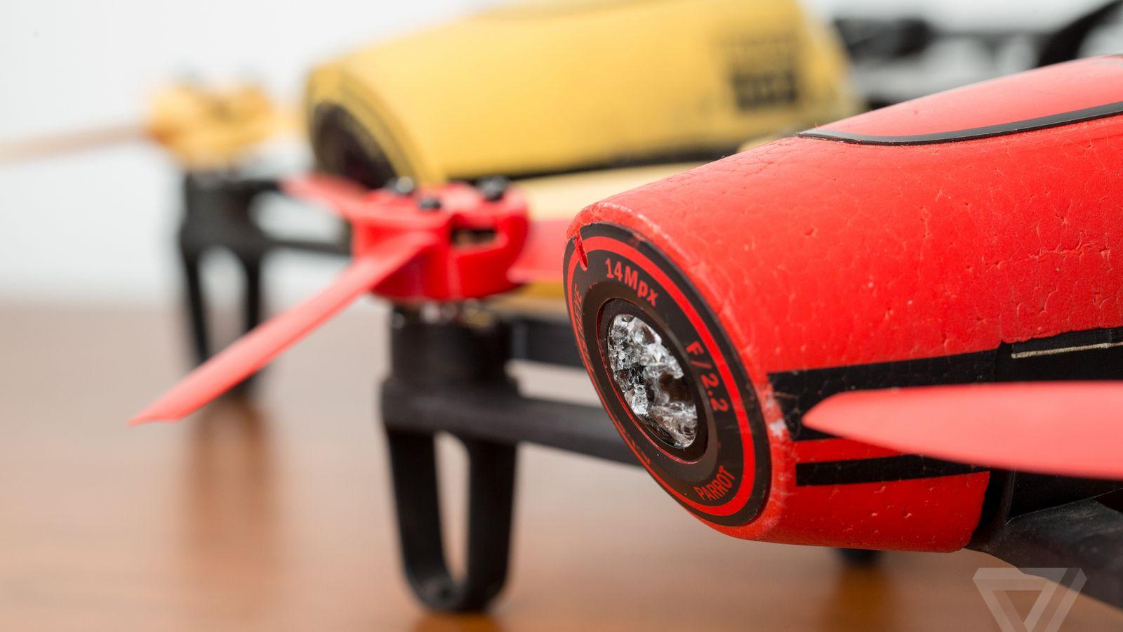 Parrot Bebop Drone Review Ambitious Unique But
