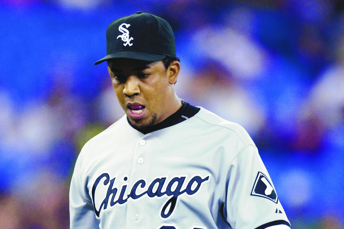 Former White Sox player Octavio Dotel and ex-Marlin Luis Castillo linked to drug ring