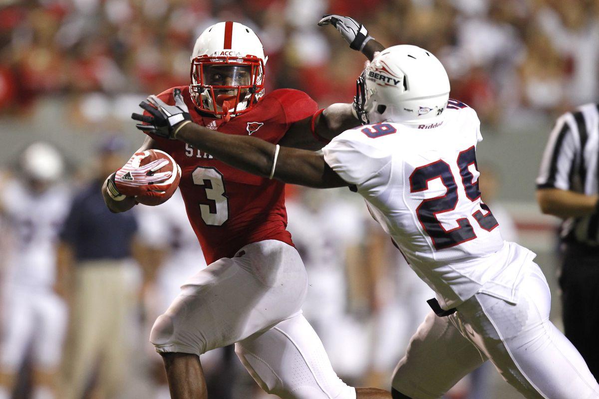 Liberty University at North Carolina State football