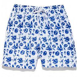 "Men's Arlo swim short, on sale for <a href=""http://robertarollerrabbit.com/sale/men-45/mens-arlo-swim-short-school.html"">$59</a>"