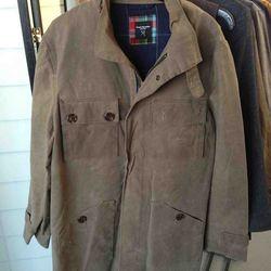 Jacket, $198