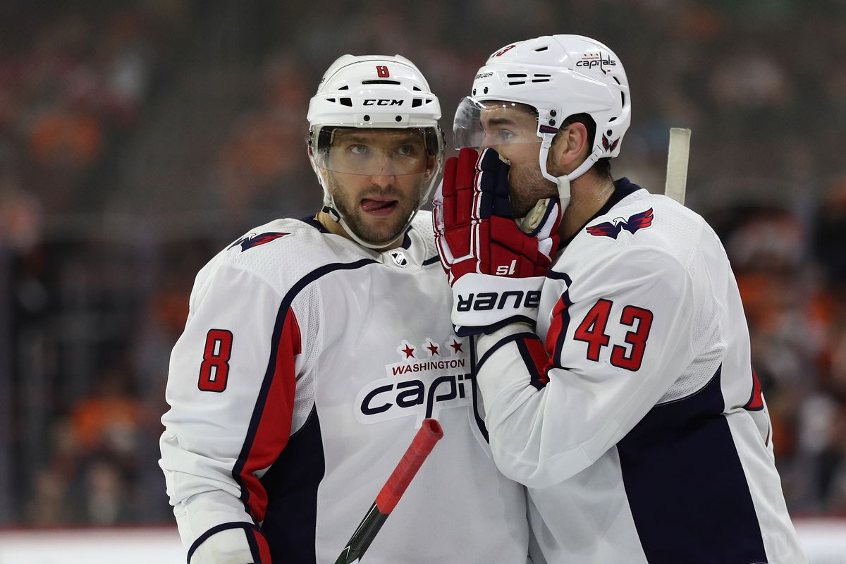 ce0bffcbd Prognosticating for the Washington Capitals is Not Easy - Japers  Rink