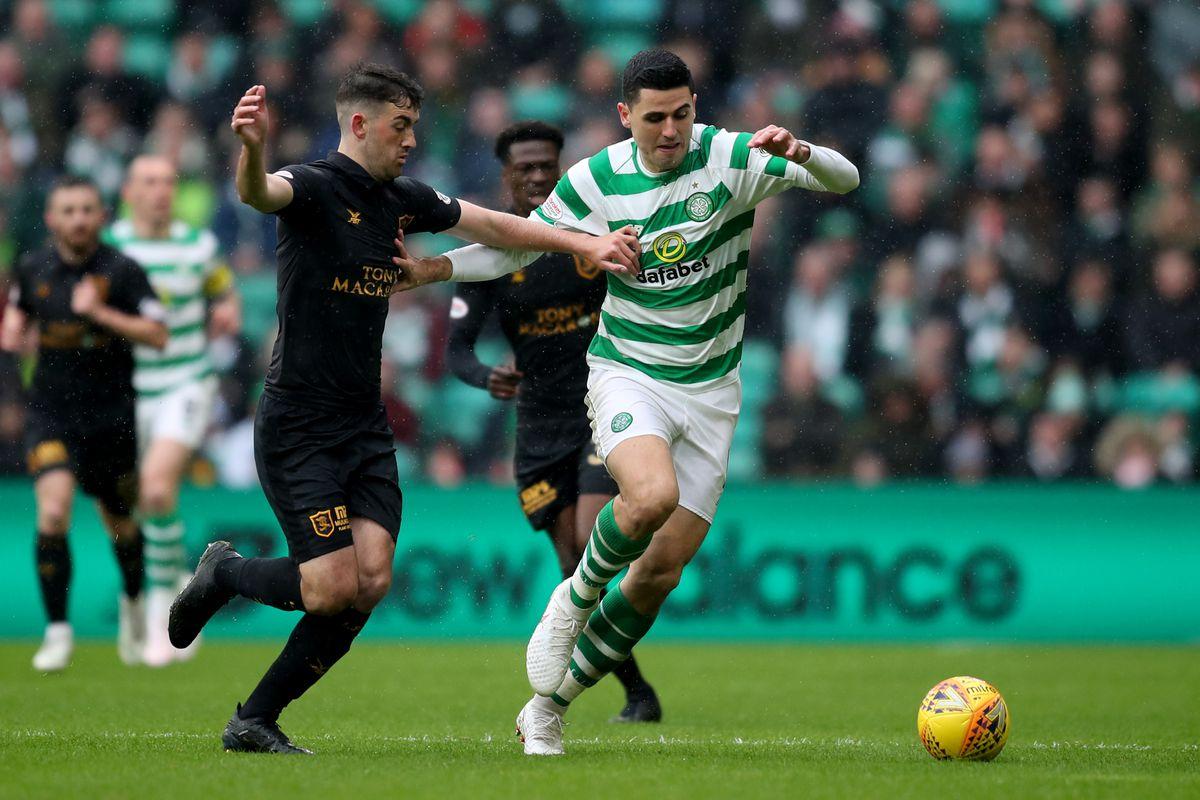 Celtic v Livingston - Ladbrokes Scottish Premiership - Celtic Park