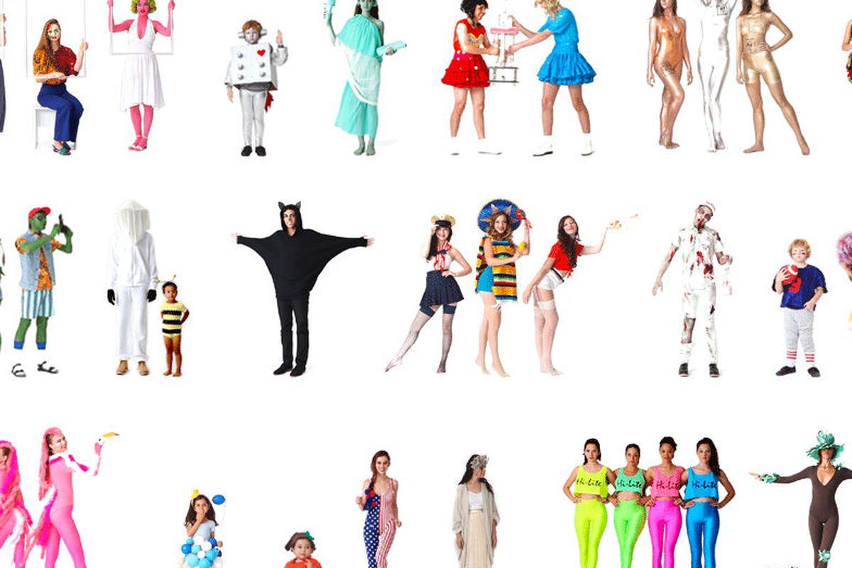 "Image via <a href=""http://store.americanapparel.net/halloween2012.html"">American Apparel</a>"