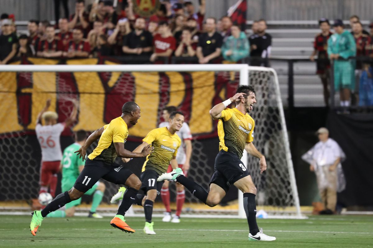 USL Eastern Conference Strength of Schedule Points
