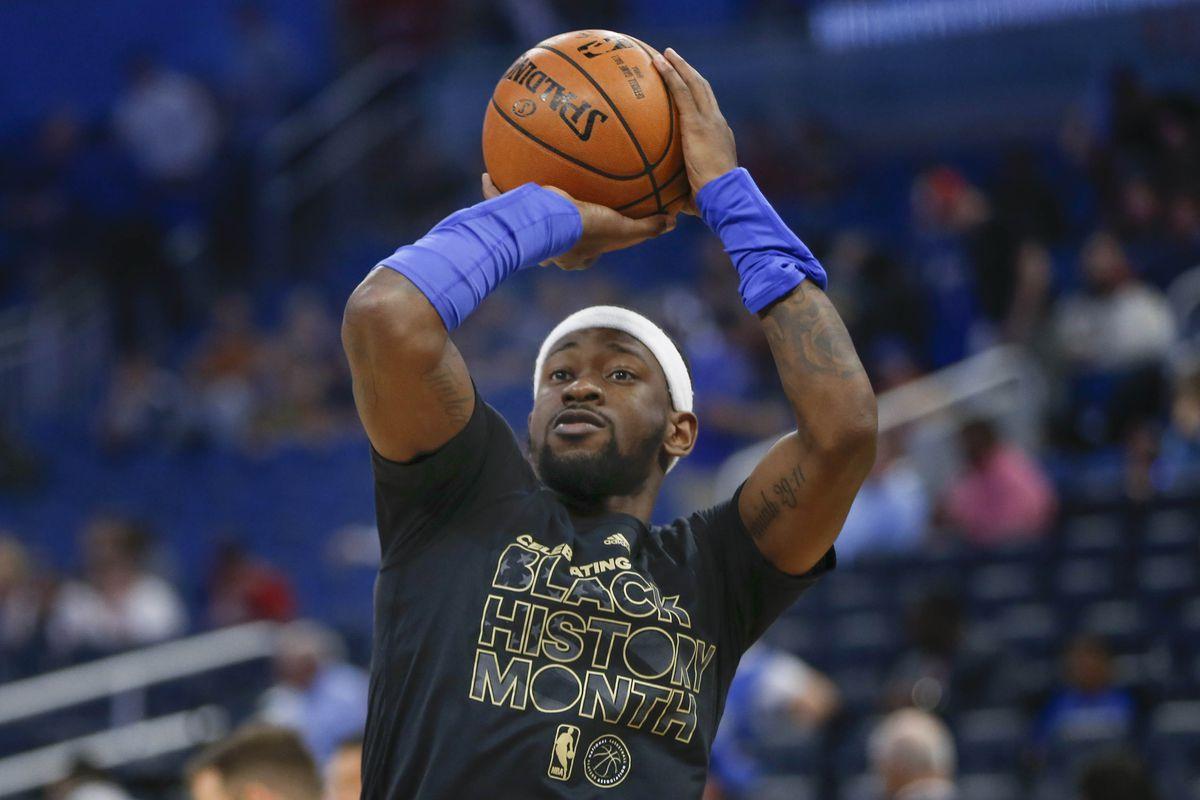 NBA: Portland Trail Blazers at Orlando Magic